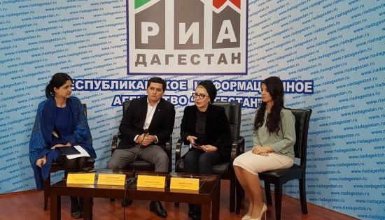 В Дагестане реализуется федеральный проект «Ты – предприниматель!»