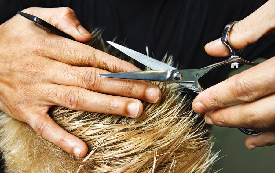 Обучение мастерству мужских стрижек. В центре MIKA