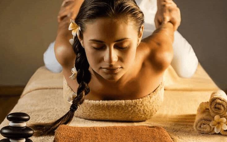 Курс «Тайский массаж»