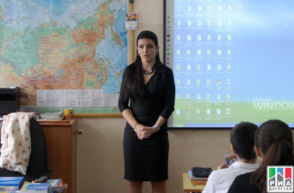 В Дагестане стартовала серия открытых уроков по предпринимательству для школьников