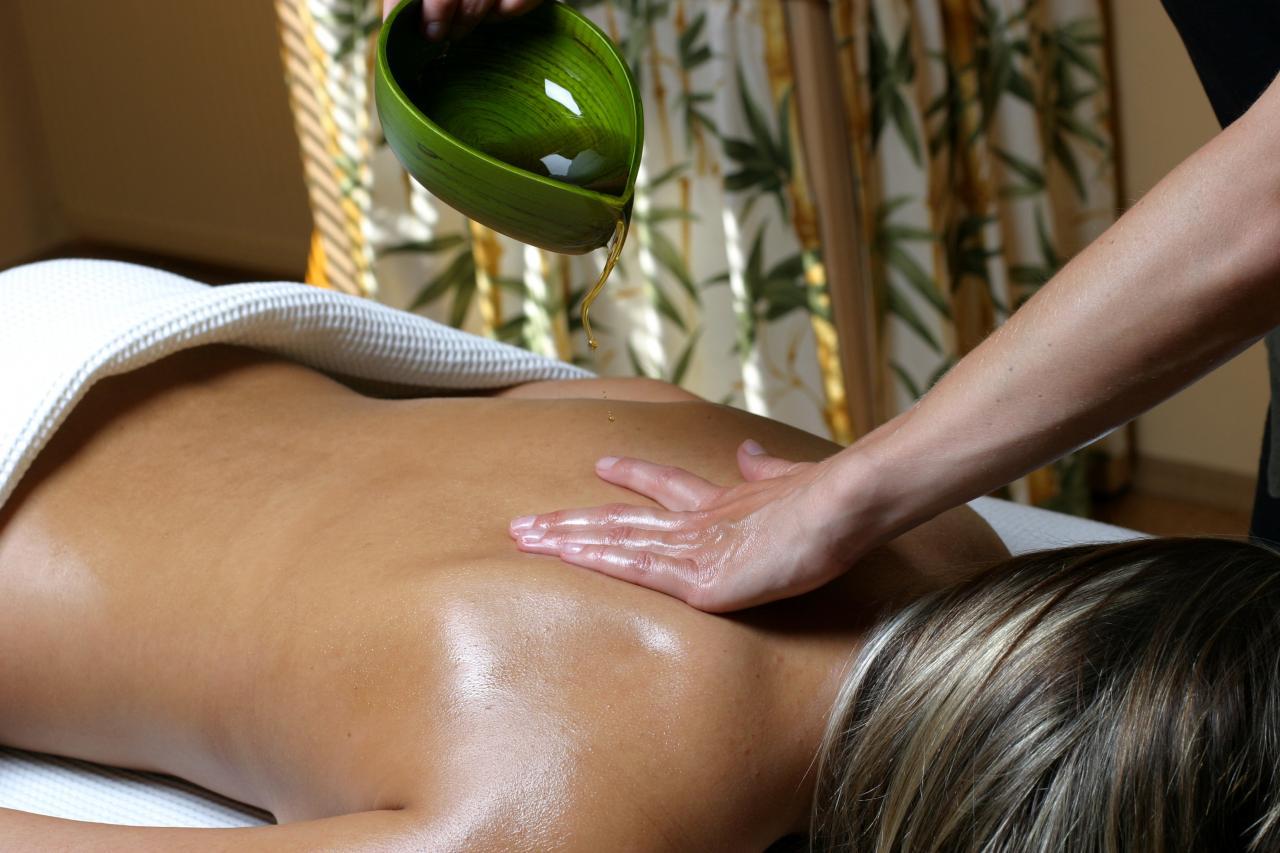 Польза массажа - благоприятное действие массажа на организм