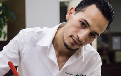 История Шоиб Магди - Барбера из Египта.