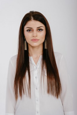 Алиева Хадижат