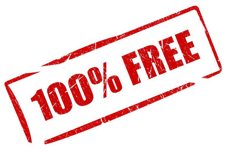 Бесплатные услуги