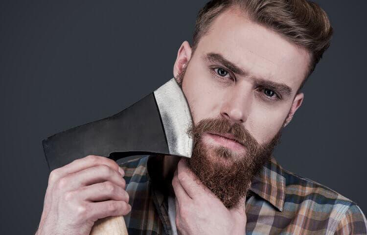 Барбер (моделирование бороды)