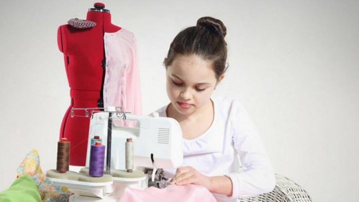 Крой и шитье для детей